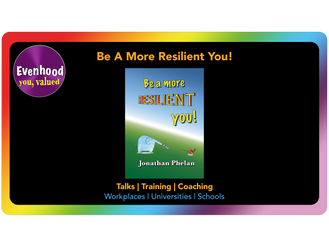 Be A More Resilient You!