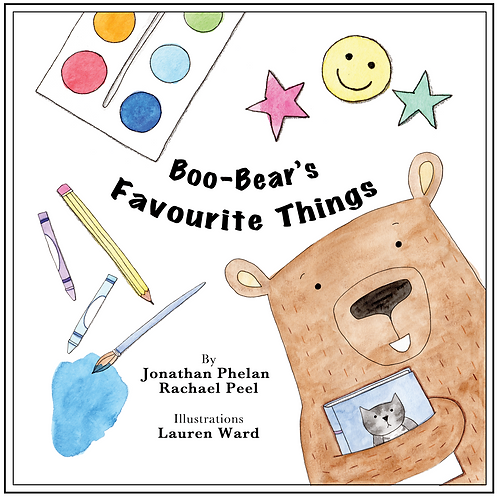 Boo-Bear's Favourite Things