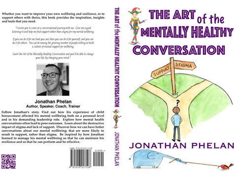 """""""The Art of the Mentally Healthy Conversation"""""""