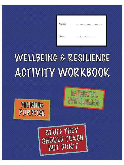 Wellbeing and Resilience Activity Workbook