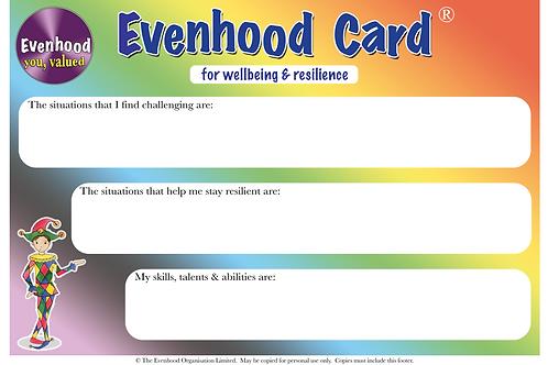Evenhood Card