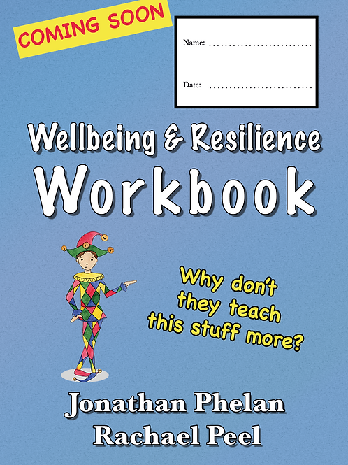 Wellbeing and Resilience Workbook