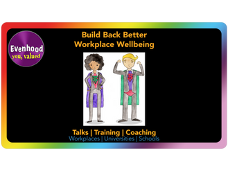 Build Back Better: Workplace Wellbeing