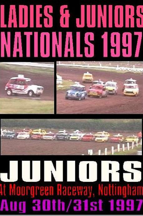 1997 JUNIOR NATIONALS