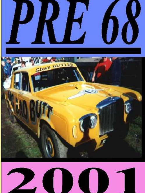PRE 68 - 2001 - CLASSIC BANGERS