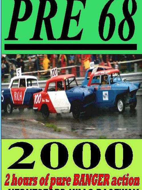 PRE 68 -2000- CLASSIC BANGERS