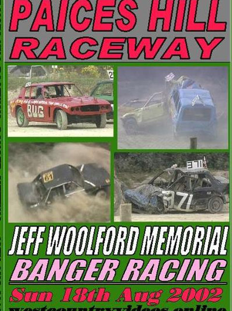 PAICES HILL -JEFF WOOLFORD MEMORIAL 2002