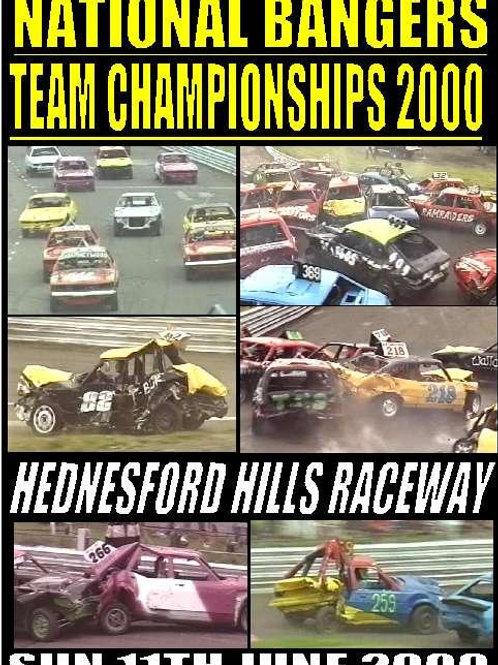 National Banger Team Championship 2000