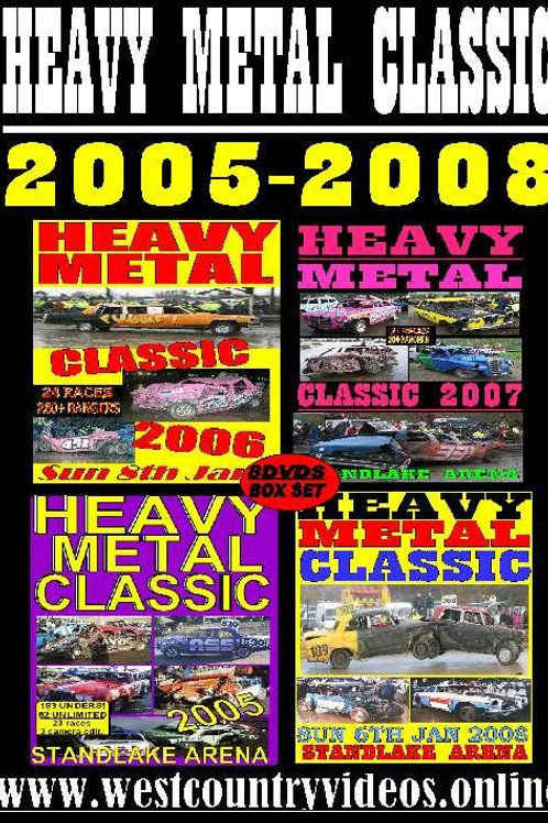 HEAVY METAL CLASS 2005-2008 - Box Set