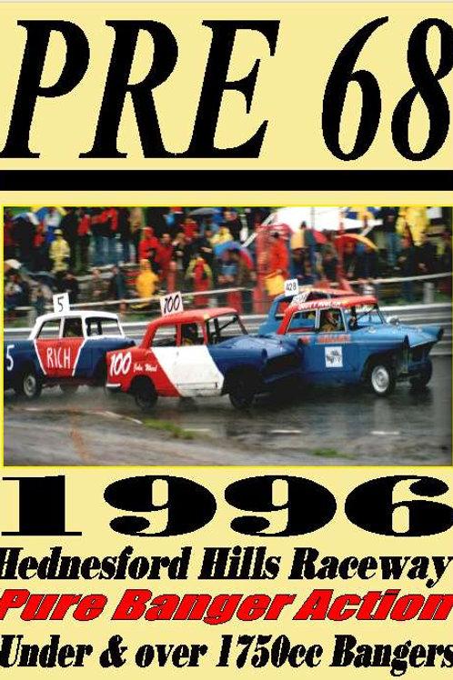 PRE 68 -1996 - CLASSIC BANGERS