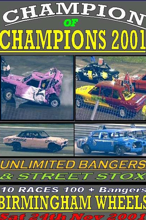 Banger Champion of Champions 2001
