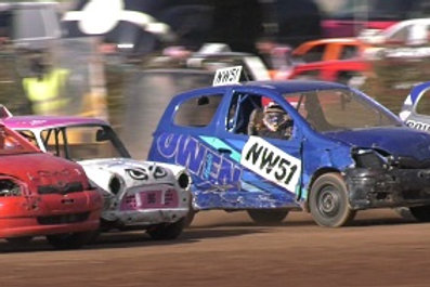 NOTTINGHAM AUTOGRASS - 28/10/18 (Winter series round 2)