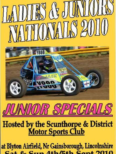 2010 JUNIOR NATIONALS  - SPECIALS
