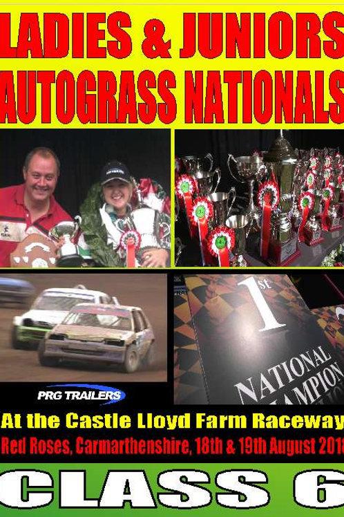 LADIES NATIONALS - CLASS 6 - DVD