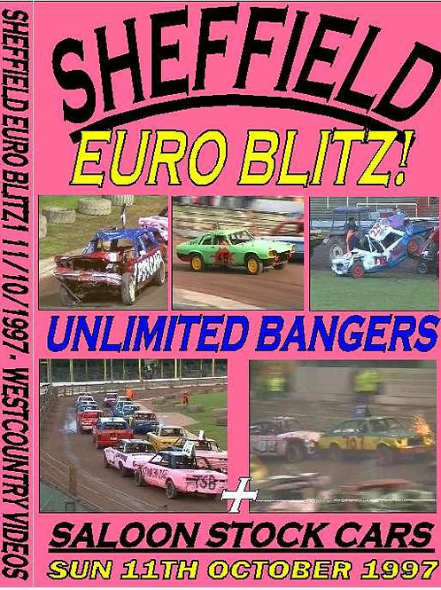 SHEFFIELD EURO BLITZ! 1997