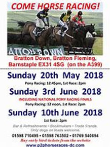 TIVERTON STAGS - POINT TO POINT -10/6/19