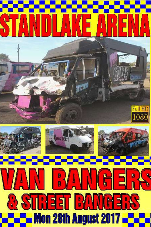 VAN BANGER RACING 2017