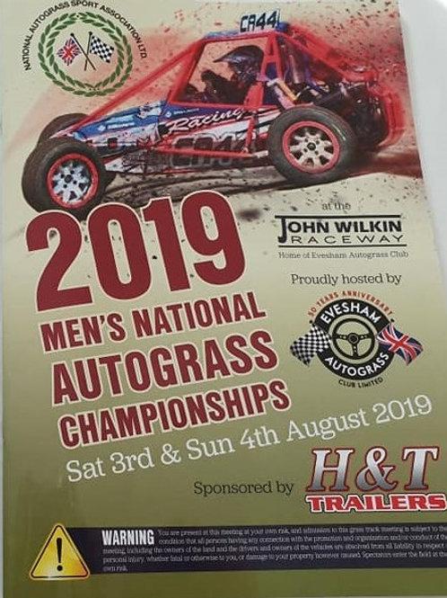 MENS NATIONALS 2019 - CLASS DVD