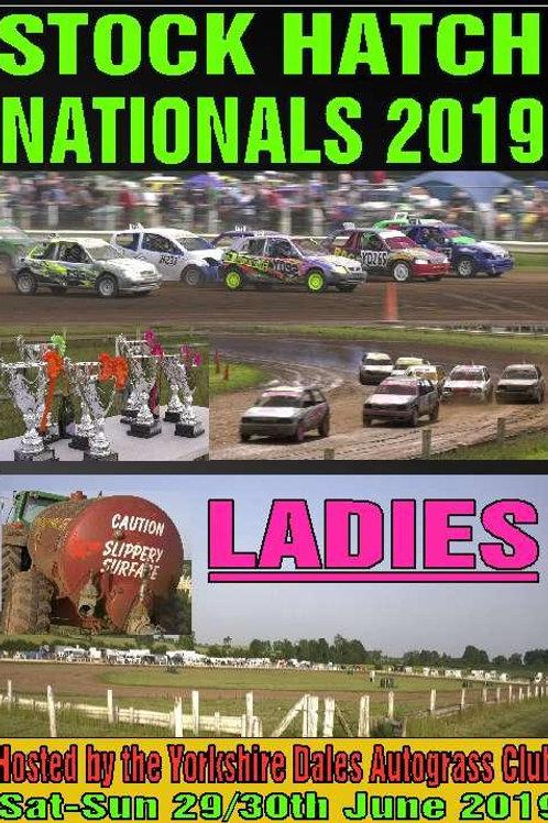LADIES STOCK HATCH NATIONALS -29/30th June - DVD/USB