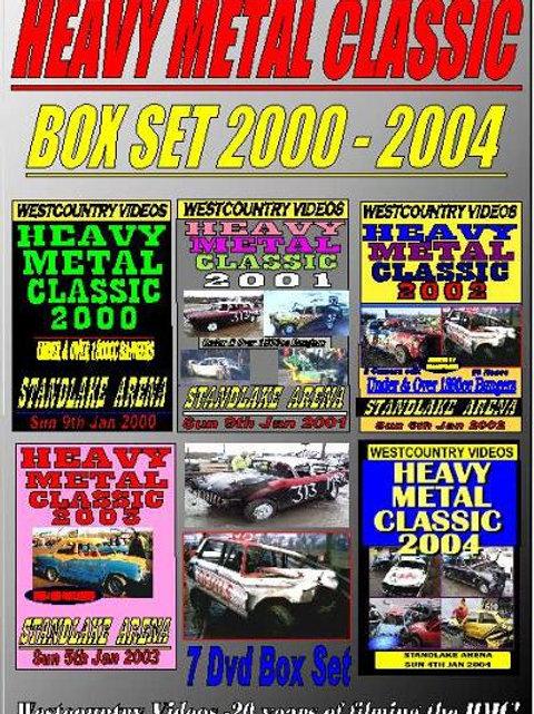 HEAVY METAL CLASSIC - 2001-2004 Box Set