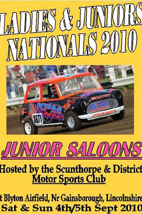 2010 JUNIOR NATIONALS  - SALOONS