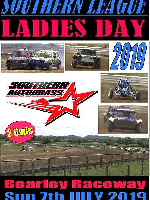 Ladies Day - S.League - 7/7/19 -WHOLE MEETING