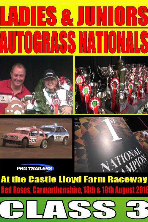 LADIES NATIONALS - CLASS 3 - DVD