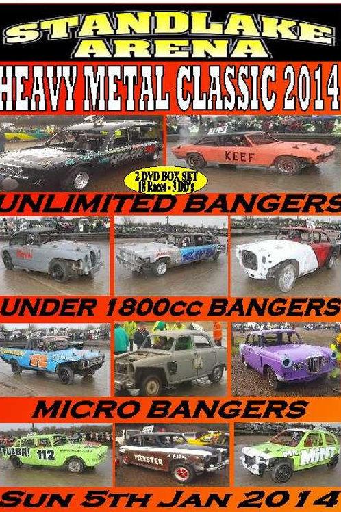 HEAVY METAL CLASSIC 2014