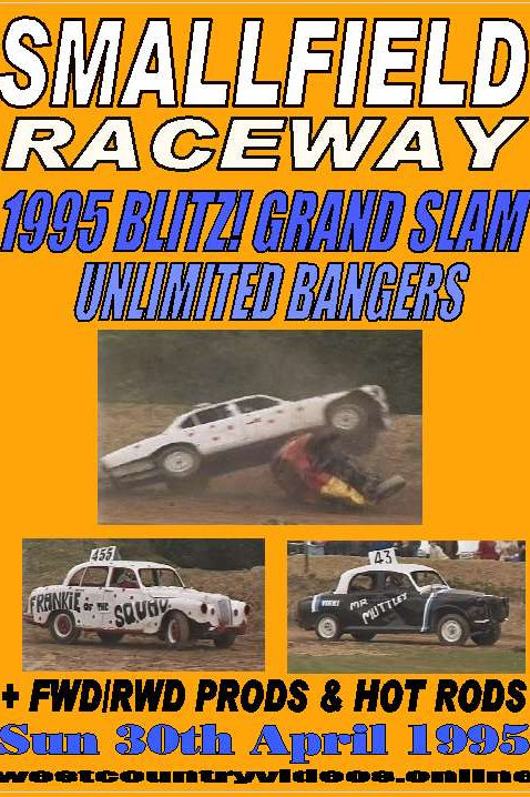 SMALLFIELD - 1995 BANGER BLITZ!  GRAND SLAM