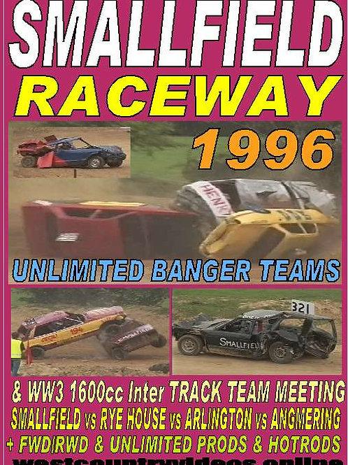 SMALLFIELD - UNLIMITED BANGER TEAM  & 1600cc WW3 -1996