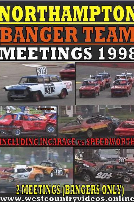 NORTHAMPTON BANGER TEAM MEETINGS - 1998/2001