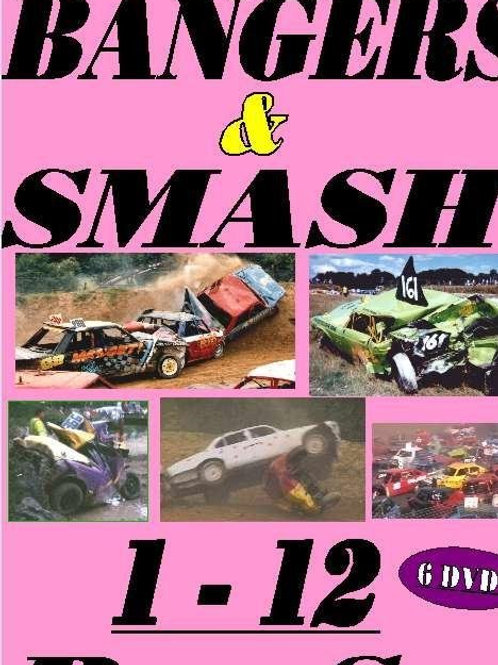 BANGERS & SMASH BOX SET - 1-12 DVD BOX SET
