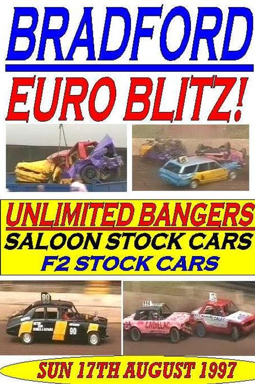 BRADFORD EURO BLITZ! 1997
