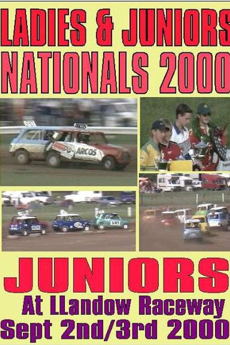 2000 JUNIOR NATIONALS
