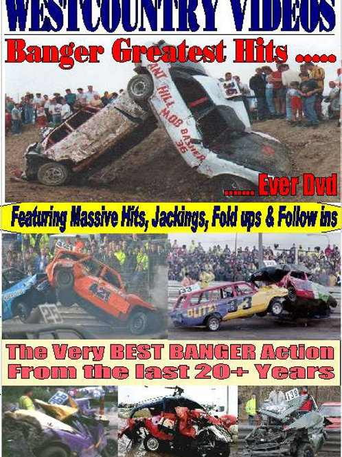 BANGER RACING GREATEST HITS EVER (VOL 1)