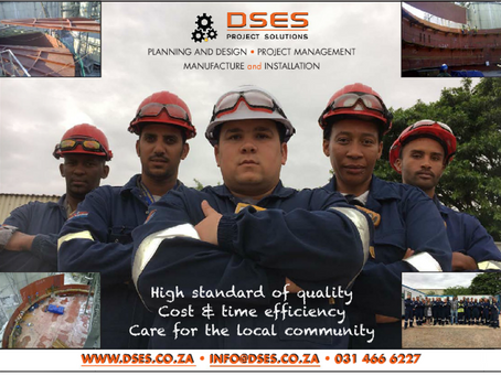 DSES Project Solutions Article in Endeavour Magazine