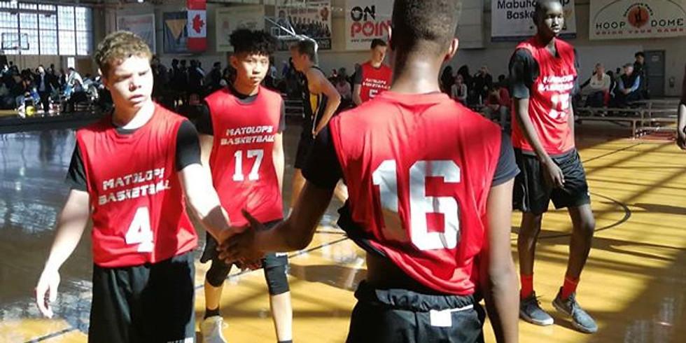Rep Basketball
