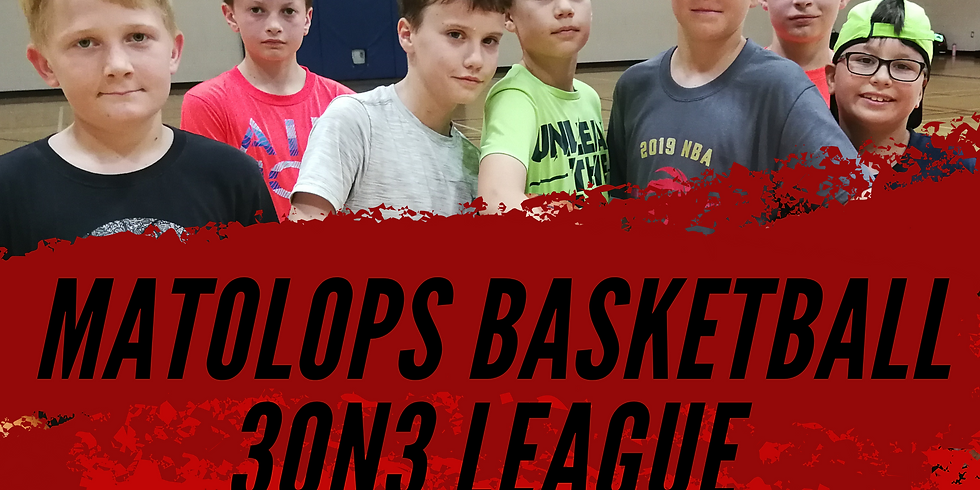MBL-Youth Spring 3on3 League