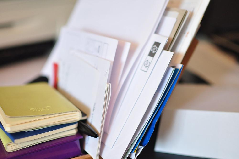 stockage documents