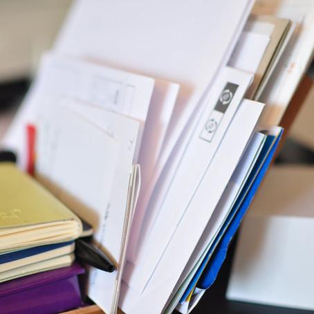 LE stockage de vos documents bateau