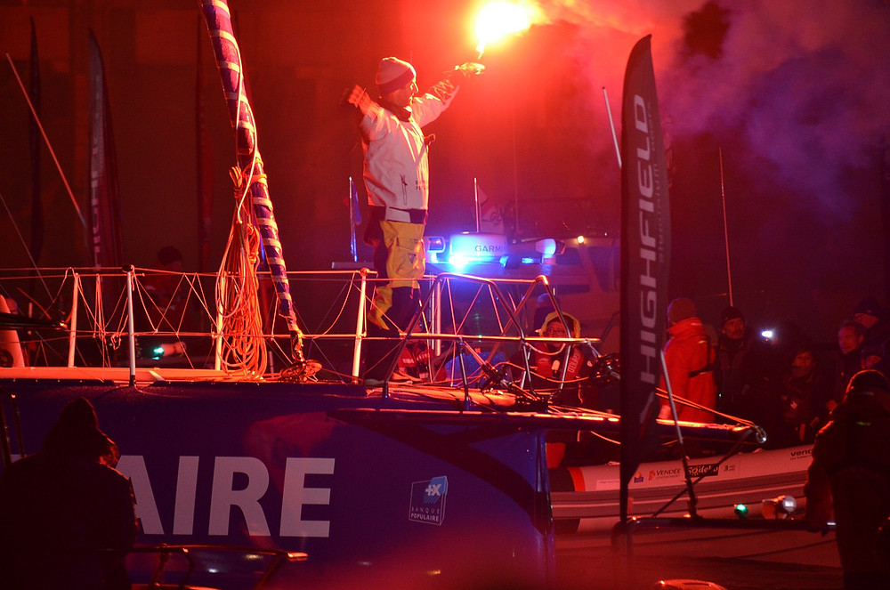 armel le cleach vendée globe