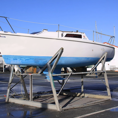 Osmose: mon bateau a des cloques