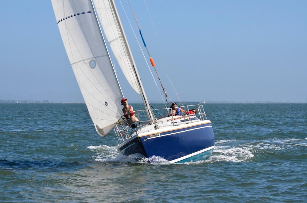 entretien gréement voilier