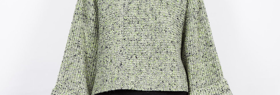 1130-01B | Green Green Grass Pullover