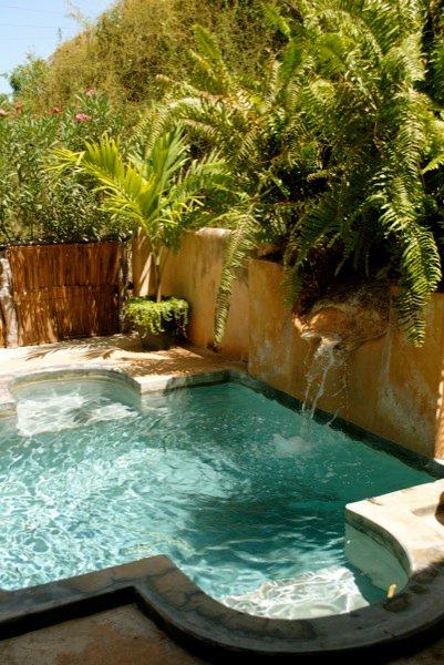 Plunge Pool at Fatuma's Tower