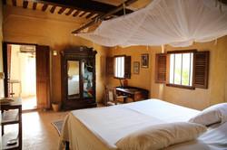 Bedroom at Fatuma's Tower