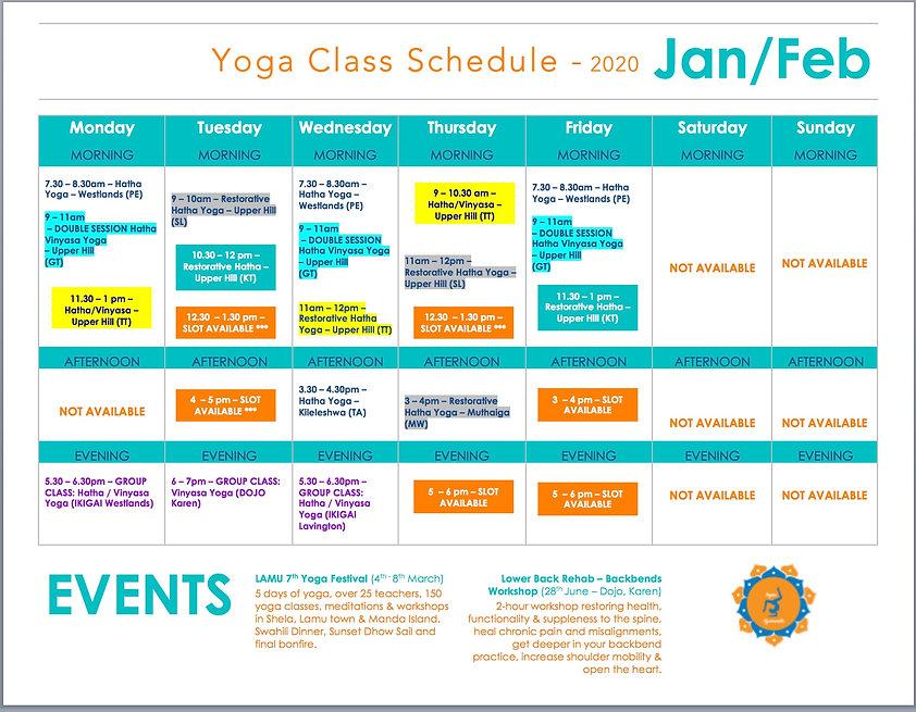 Yoga Class Schedule 2020 - Jan Feb.jpeg