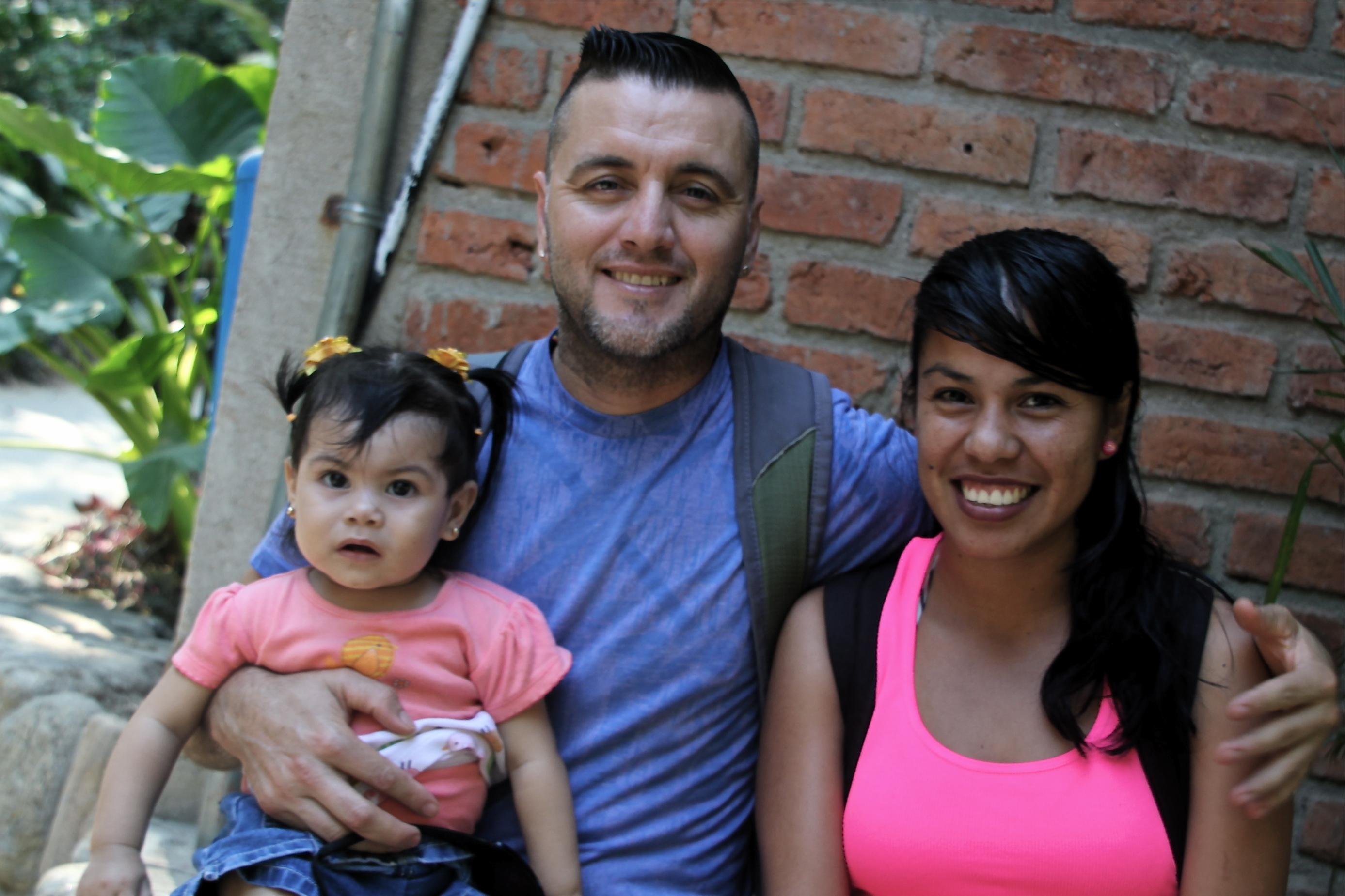 Evanna, Julio & Sandi