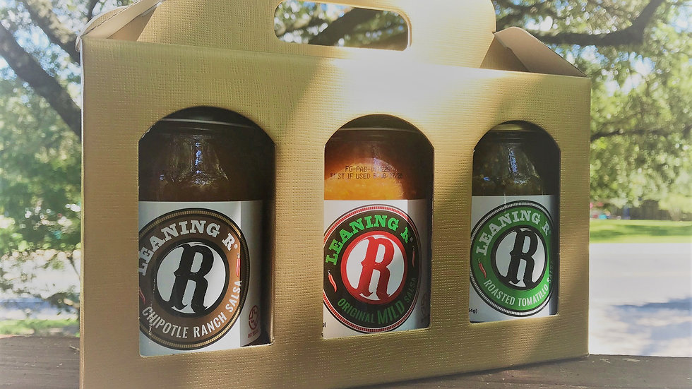 LEANING R ® Gift Pack