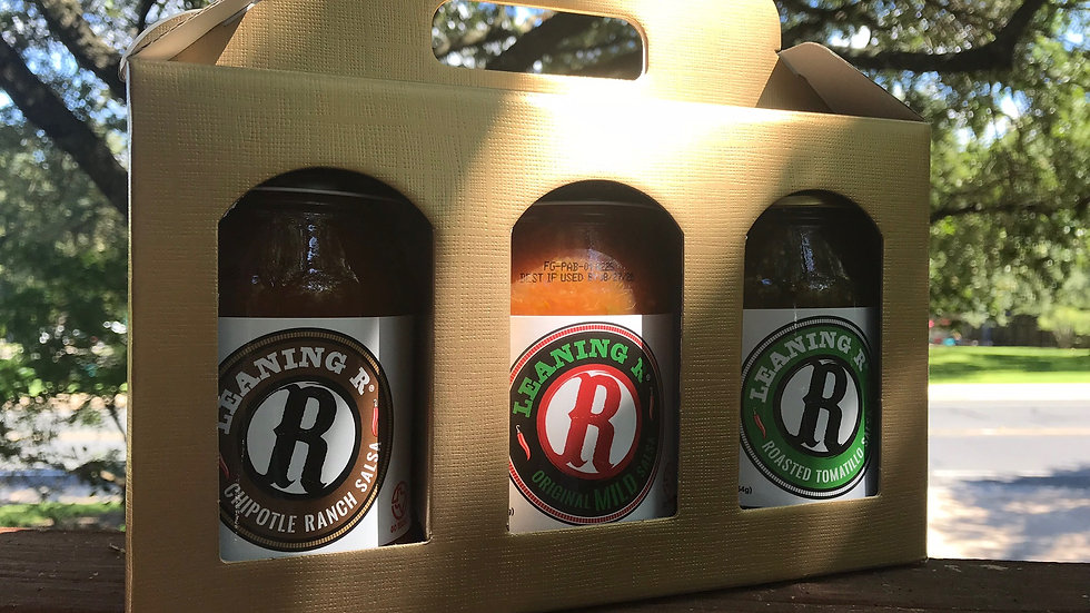 LEANING R ® Salsa Gift Pack